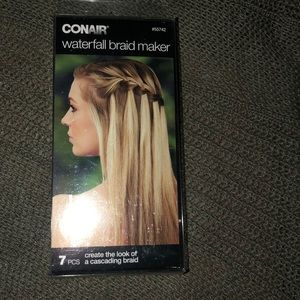 conair waterfall braid maker